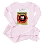 Little Miracle Toddler Pink Pajamas