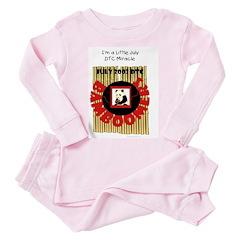 Little Miracle Toddler Pink Pajamas