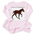 BayPPFoal Toddler Pink Pajamas