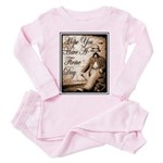 Have a Firme Day Toddler Pink Pajamas