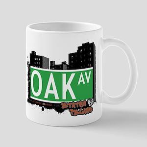 OAK AVENUE, STATEN ISLAND, NYC Mug