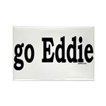 go Eddie Rectangle Magnet (10 pack)