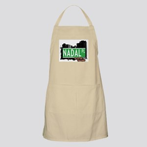 NADAL PLACE, STATEN ISLAND, NYC Apron
