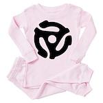 45 RPM Adapter Toddler Pink Pajamas