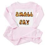 Small Fry Toddler Pink Pajamas
