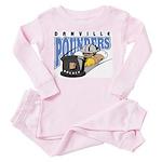 Pounders Toddler Pink Pajamas