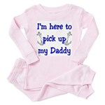USN I'm here to pick up Daddy ver4 Toddler