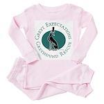 Pip's  Toddler Pink Pajamas