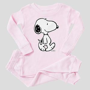 Peanuts Snoopy Pink Pajamas
