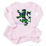 Makenzie lion Toddler Pink Pajamas