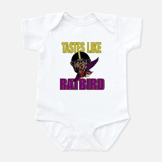 Tastes Like Ratbird Infant Bodysuit