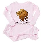 Singh Soormein Toddler Pink Pajamas