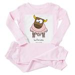 Bullerina Toddler Pink Pajamas