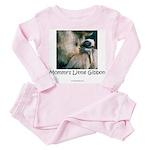 Little Gibbon Toddler Pink Pajamas