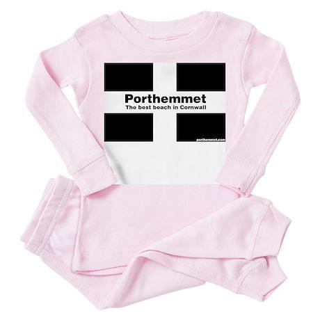 Porthemmet Toddler Pink Pajamas