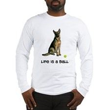 German Shepherd Life Long Sleeve T-Shirt