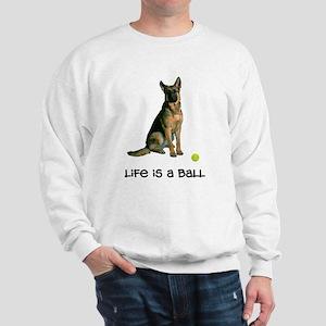 German Shepherd Life Sweatshirt