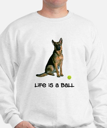German Shepherd Life Jumper