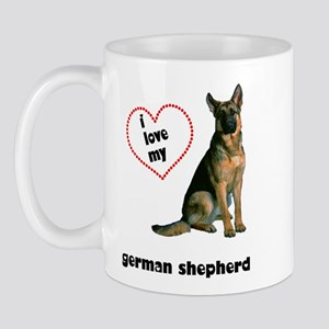 German Shepherd Lover Mug