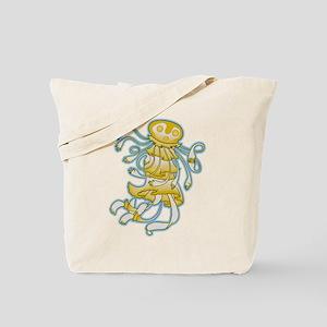 Jellyfishle Tote Bag