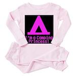 New Section Toddler Pink Pajamas