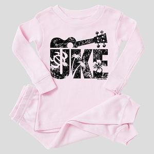 The Uke Toddler Pink Pajamas