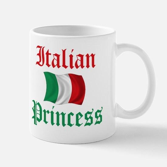 Italian Princess 2 Mug