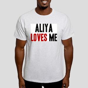 Aliya loves me Light T-Shirt