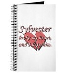 Sylvester broke my heart and I hate him Journal