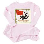 March 2006 DTC Shop Toddler Pink Pajamas