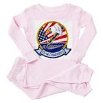 HS-14 Toddler Pink Pajamas
