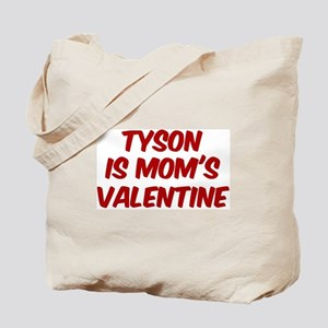 Tysons is moms valentine Tote Bag