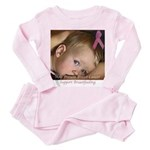Help Prevent Breast Cancer Toddler Pink Pajamas