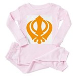 Just Khanda Toddler Pink Pajamas