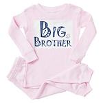 Big Brother Toddler Pink Pajamas