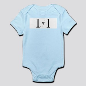 1 of 1 (Only Child) Infant Bodysuit