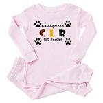 CLR Toddler Pink Pajamas