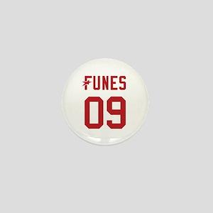 President Funes 2009 Mini Button