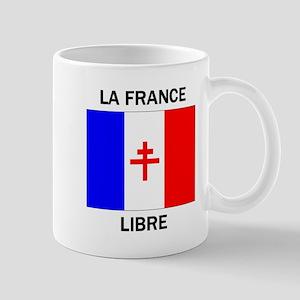 Free France Mug