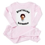 Ayatollah Assahola Toddler Pink Pajamas