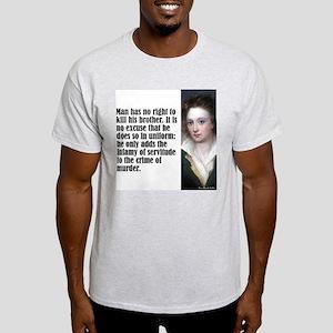 "Shelley ""No Right"" Light T-Shirt"