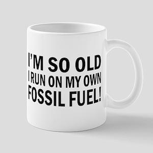 Old Age Humor Mug