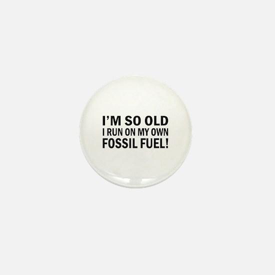 Old Age Humor Mini Button