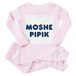 Jewish - Moshe Pipik - Toddler Pink Pajamas