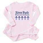 River Park Nursery School Pink Pajamas