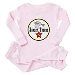 Soviet Steeds Toddler Pink Pajamas
