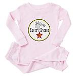 Soviet Steeds Toddler Pink Pajamas