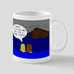 Local Flood Mug