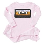 WRFR's I Made You This Mix Tape Pink Pajamas