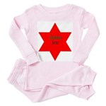 Italian Jew Toddler Pink Pajamas